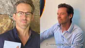 Ryan Reynolds VS Hugh Jackman: What happens when the two celebs walk into a club? - Republic World