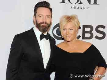 Hugh Jackman's Wife Deborra-Lee Furness Says Her Kids Have Made Her 'Smarter' - Yahoo Lifestyle