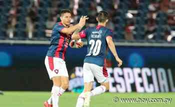 Cerro remonta y recupera la punta, pero pierde a Carrizo para el clásico - Hoy - Noticas de Paraguay y el Mundo.