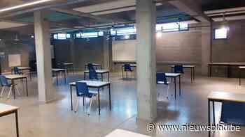 Onthaalcomplex weer voorbehouden voor studenten (Aalst) - Het Nieuwsblad
