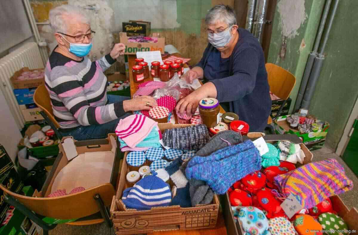 EZ-Weihnachtsspendenaktion: Landfrauen verkaufen Marmelade und Socken - esslinger-zeitung.de