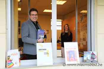 Zet een boek voor je raam (Bredene) - Het Nieuwsblad