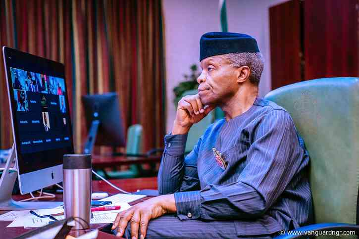 NLPGA: Osinbajo, others to discuss gas as pivotal enabler for economic recovery