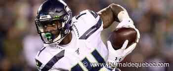 D.K. Metcalf impressionne dans un gain des Seahawks