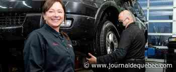 Moins de retardataires pour la pose des pneus d'hiver