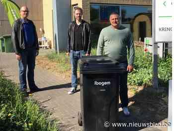 Inwoners mogen nieuwe containers voor restafval testen