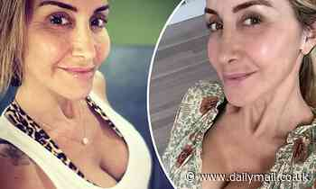 Samantha X shows off her plastic surgery results after getting a facelift and ANOTHER boob job