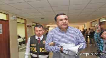 Fiscalía pedirá seis años de cárcel para exalcaldes Willy Serrato y David Cornejo LRDN - LaRepública.pe