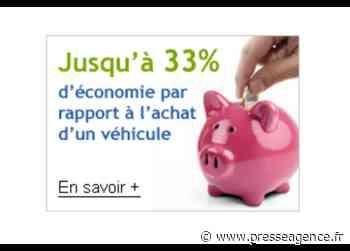 JACOU : Loueruneauto.fr lance son offre de leasing de voitures électriques - La lettre économique et politique de PACA - Presse Agence