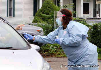 Lowell to offer free drive-up coronavirus testing for residents - Lowell Sun