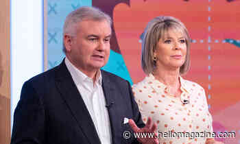 Eamonn Holmes responds to fans' shocked messages following This Morning announcement