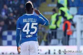 Mario Balotelli Merapat ke Vasco Da Gama - Republika Online
