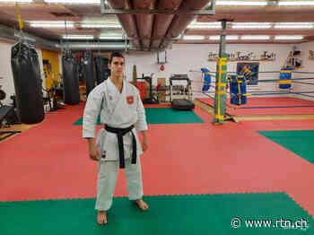 « Je m'entraîne avec »… Matias Moreno Domont - RTN