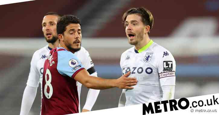 'Ruining the game' – Jack Grealish slams 'embarrassing' VAR after Aston Villa's defeat to West Ham