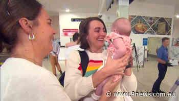 Coronavirus: Queensland finally open to Sydneysiders - 9News