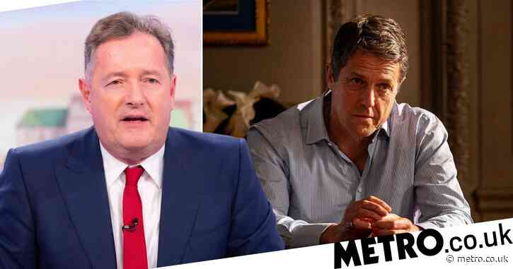 Piers Morgan reignites Hugh Grant feud by throwing shade at 'narcissistic' character in The Undoing