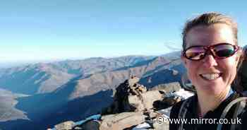 Search teams clinging onto hope that missing British backpacker is alive