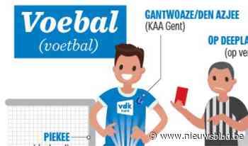 Week van het Gents: tien voetbaltermen in het Gents dialect