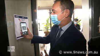 Coronavirus: Issues with SA government's new COVID-19 app - 9News