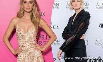 Bridget Malcolm's extreme makeover: The former Victoria's Secret model ditches her Barbie look