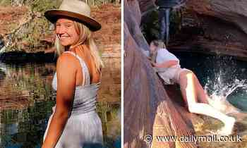 Social media influencer falls into Hamersley Gorge after she tries to take perfect Instagram shot