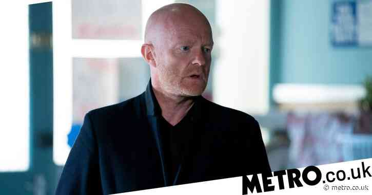 EastEnders star Jake Wood promises Max Branning will leave in 'cab not coffin' as he teases exit