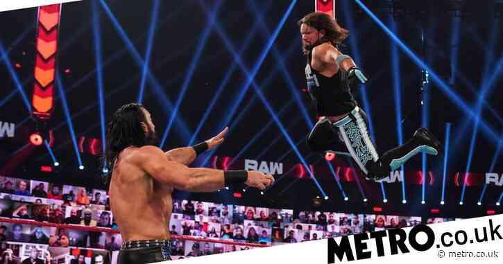 WWE Raw results: AJ Styles earns title match against WWE Champion Drew McIntyre
