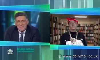 Kremlin-funded Russian TV channel broadcasts Obama blackface skit