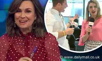 Lisa Wilkinson weighs in after Sunrise and Today show stars crashing each other's live broadcasts