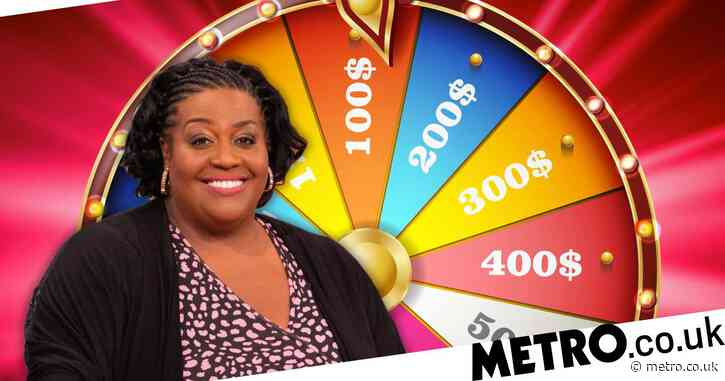 Alison Hammond 'to host Wheel Of Fortune reboot' after landing This Morning job
