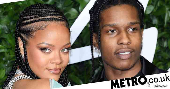 Rihanna and A$AP Rocky 'dating' after being spotted on dinner date amid whirlwind romance