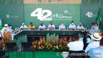 Yondó celebra sus 42 años impulsando el desarrollo de toda una región - El Espectador