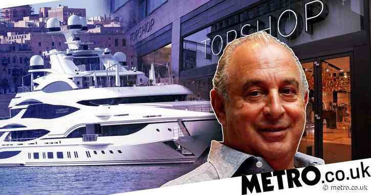 Arcadia worker tells Sir Philip Green to sell £100,000,000 yacht to help staff