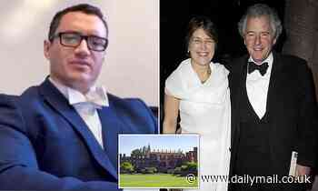 Furious Old Etonians force 'biased' school provost Lord Waldegrave to step down from appeal panel