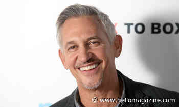 Gary Lineker's sons surprise him with hilariously appropriate 60th birthday cake