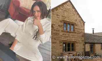 Victoria Beckham reveals unseen spiritual room inside family home