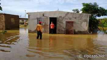 Autoridades habilitan un refugio en Tucacas por lluvias en siete municipios de Falcón - El Pitazo