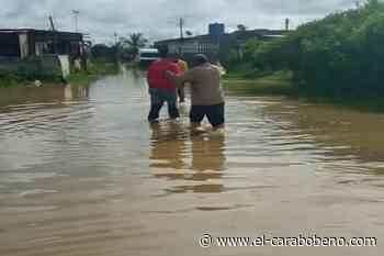 Más de 7 mil familias afectadas por las lluvias en Tucacas - El Carabobeño
