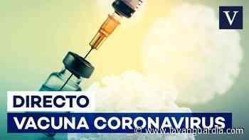 Coronavirus   Última hora de las restricciones y la vacuna de Moderna, datos en directo - La Vanguardia