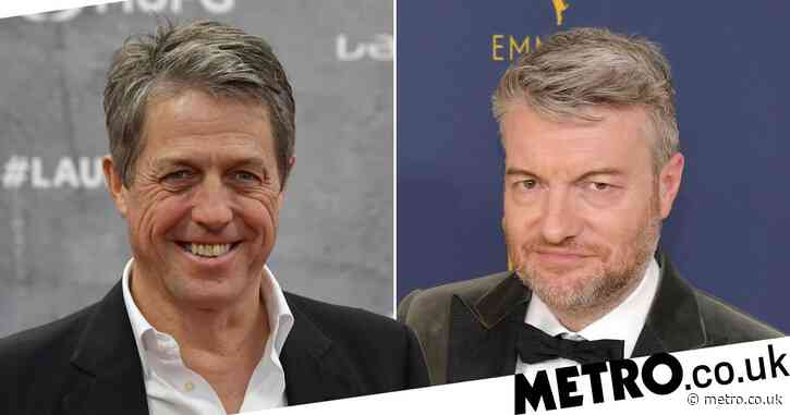 Black Mirror's Charlie Brooker creating 2020 mockumentary for Netflix starring Hugh Grant