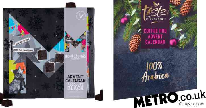 Eight last-minute 2020 advent calendars you can still buy