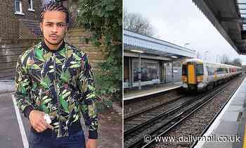 Kent clubber, 23, was electrocuted on train tracks taking short cut across railway station