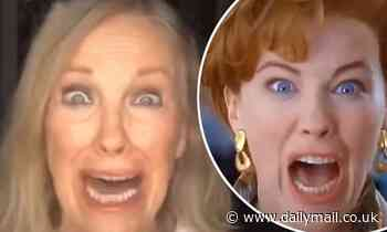 Catherine O'Hara recreates hilarious scene from Home Alone 2