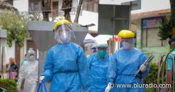Alerta por brote de COVID-19 en asilo de Oiba, Santander - Blu Radio