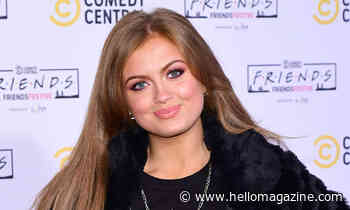 Strictly's Maisie Smith makes frank confession about weight gain during training