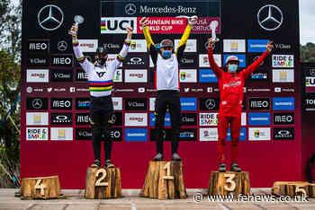 Ethan Craik Wins the UCI Downhill Mountain Biking Junior World Cup - FE News