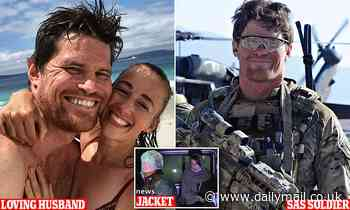 Ex-soldier's pride at seeing top spy wear his jacket to rescue Kylie Moore-Gilbert