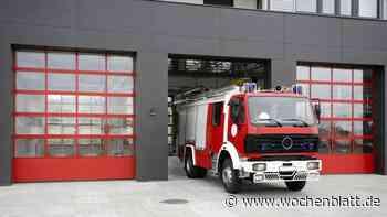 Technischer Defekt: Trocknerbrand in Wolnzach verursacht Schaden im fünfstelligen Bereich - Wochenblatt.de