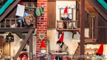 Weihnachtswichtel in Bad Schwartau tragen Maske - Süddeutsche Zeitung