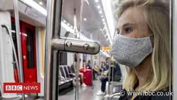 Coronavirus: Netherlands makes face masks mandatory indoors - BBC News
